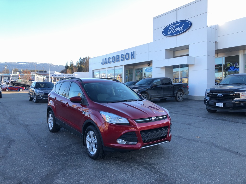 2015 Ford Escape SE   Keyless Entry