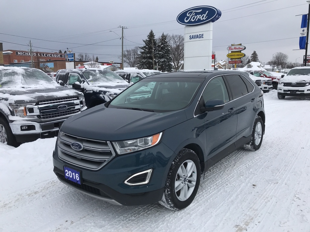 2016 Ford Edge SEL- Leather/ Roof/ Nav/ Tow pkg
