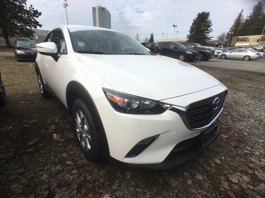 New 2019 Mazda CX-3 GS