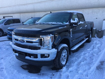2019 Ford SuperDuty F-350 XLT