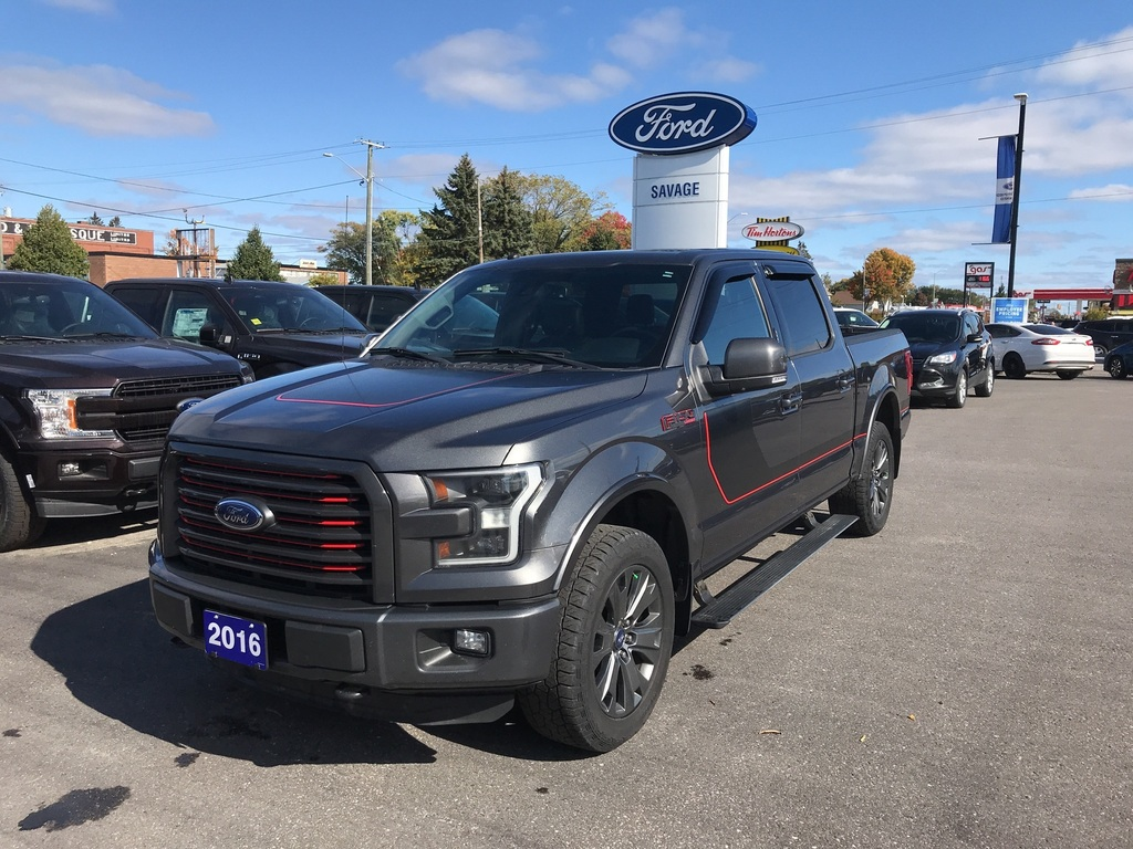 2016 Ford F-150 Lariat - Fully Loaded/ Special Edition/Roof/ Nav/