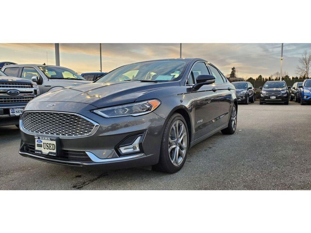 2019 Ford Fusion Hybrid -
