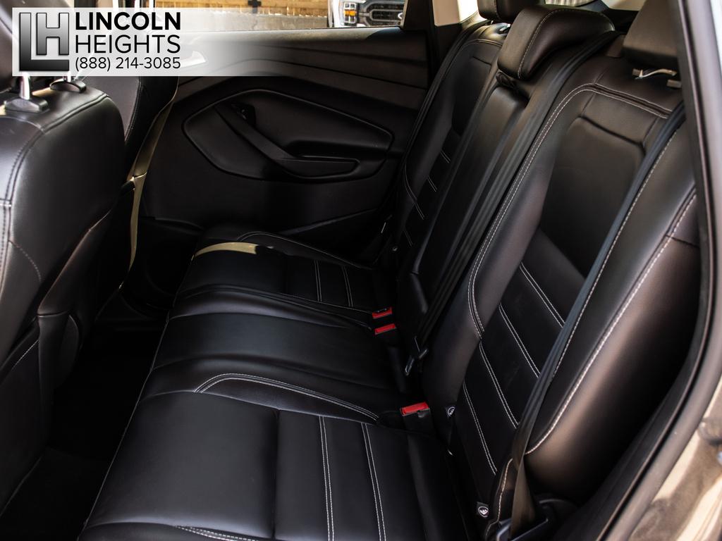 2018 Ford Escape 2.0L AWD