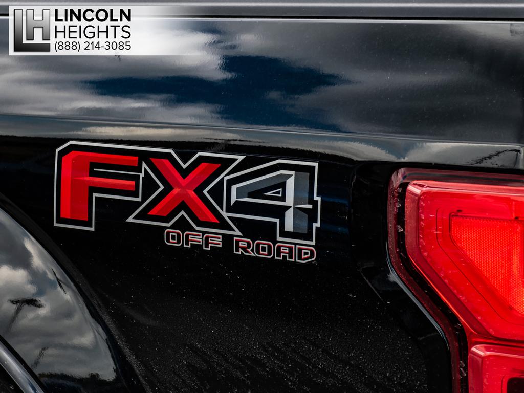 2018 Ford F-150 FX4 Sport 4x4