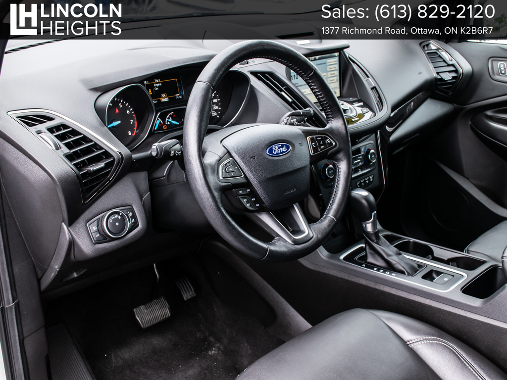 2017 Ford Escape Premium 4x4