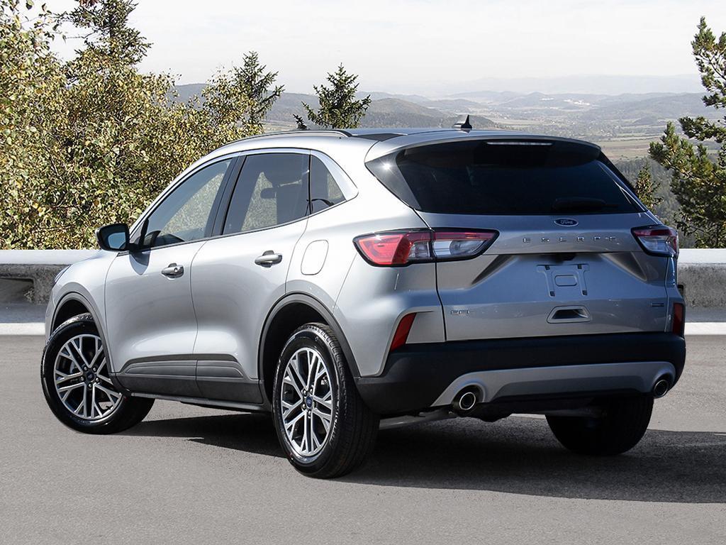 2021 Ford Escape SEL Hybrid