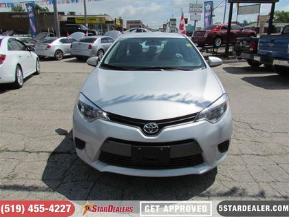 pre-owned Corolla