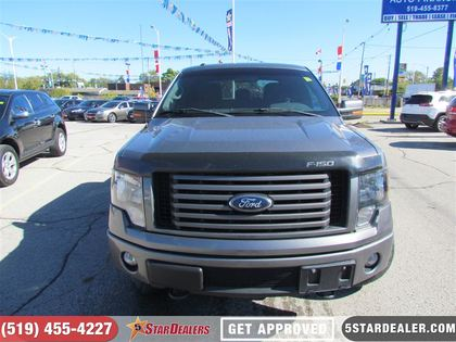 pre-owned F-150