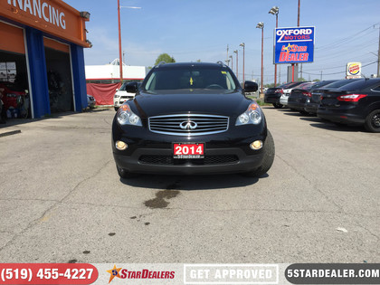 pre-owned QX50