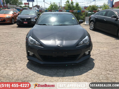pre-owned BRZ
