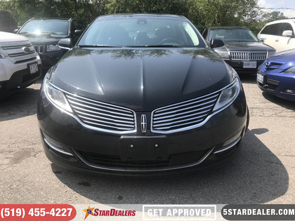 pre-owned MKZ
