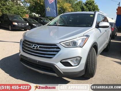 used Hyundai Santa Fe XL