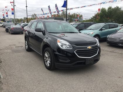 2017 Chevrolet Equinox | AWD
