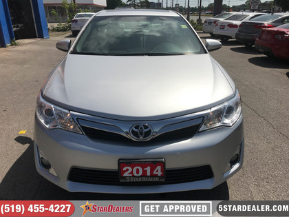 pre-owned Camry