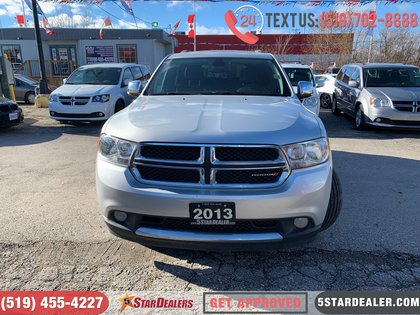 pre-owned Durango