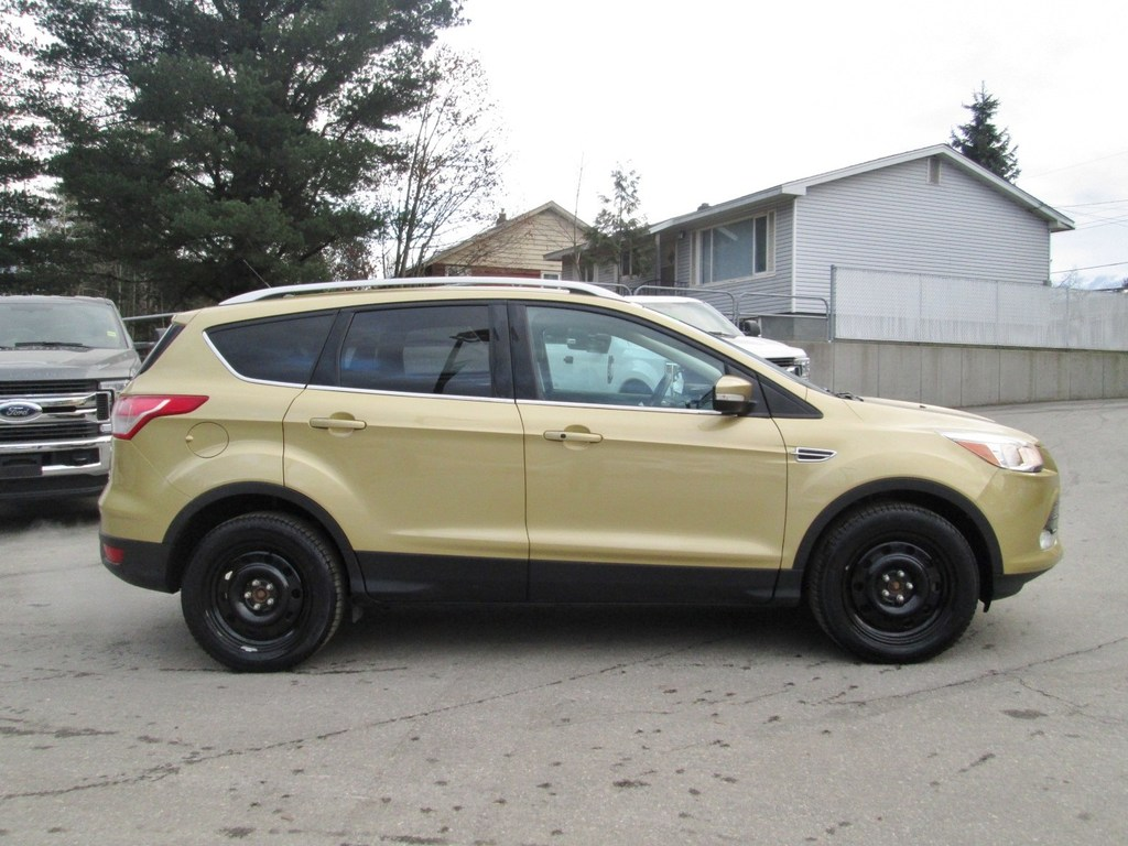 2014 Ford Escape Titanium 4WD Ecoboost   Remote Start