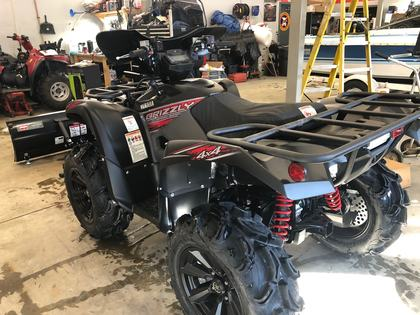 2019 Yamaha Grizzly 700 Eps  Le   2 of 5