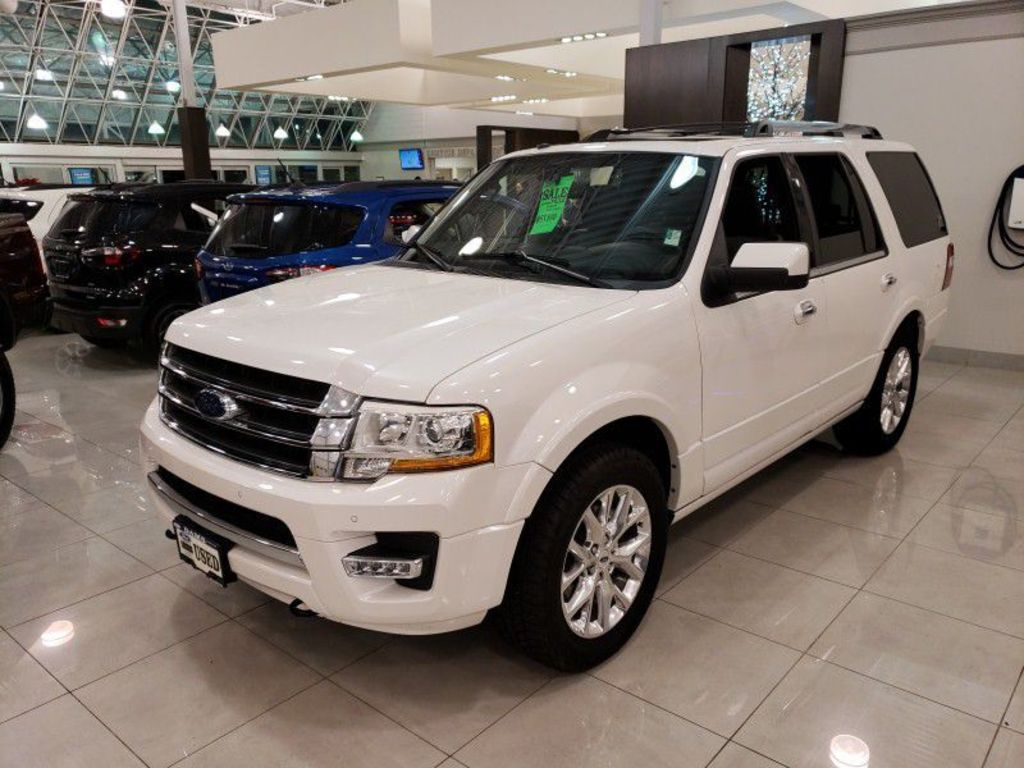 2017 Ford Expedition LTD Limited