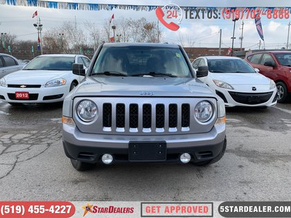 pre-owned Patriot