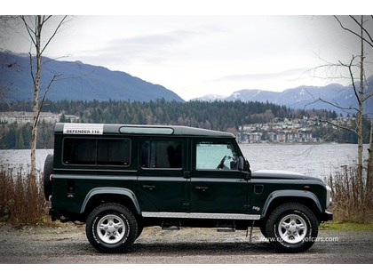 2000 Land Rover Defender full