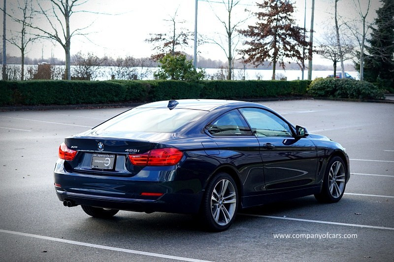 2014 BMW 4 Series full