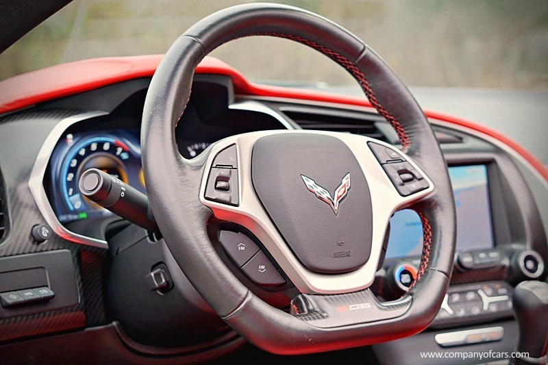 2015 Chevrolet Corvette full