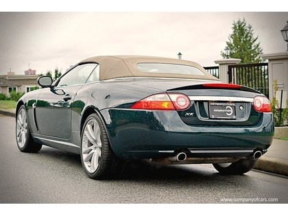 2007 Jaguar XK full
