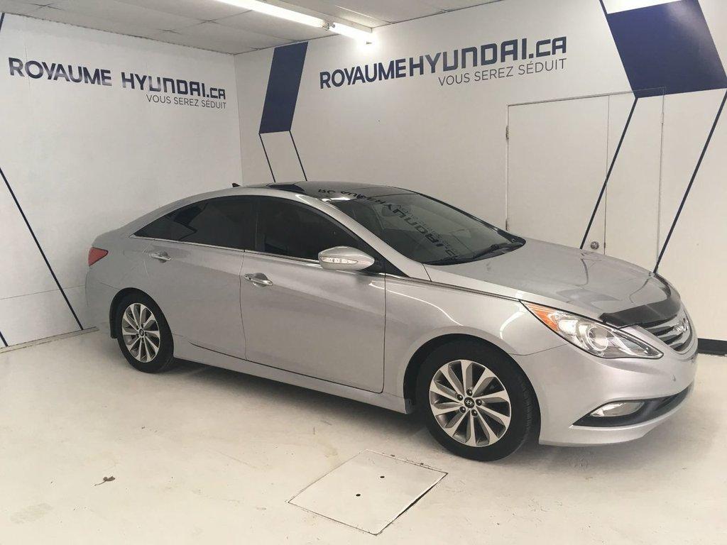 2014 Hyundai  Sonata Limited / Encore Sous Garantie JusquEN 2019