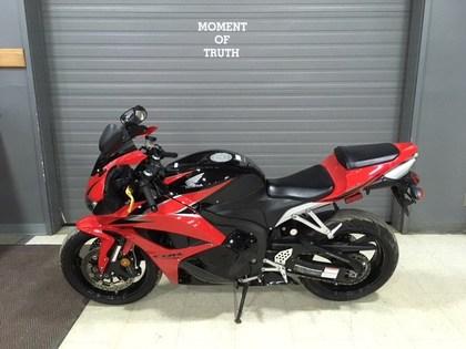 2009 Honda CBR600RR Super Sport –
