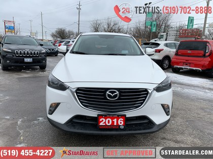pre-owned CX-3