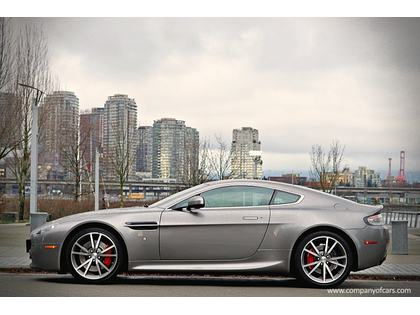2011 Aston Martin V8 Vantage full