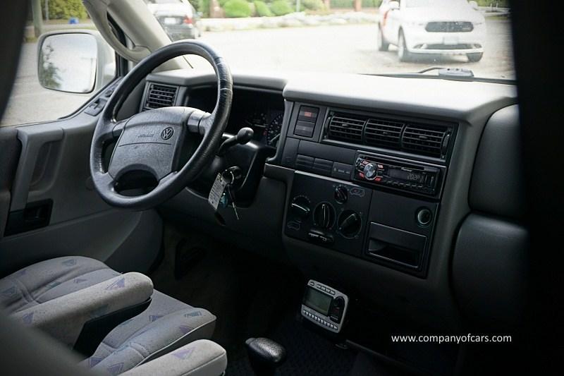 1997 Volkswagen Eurovan full