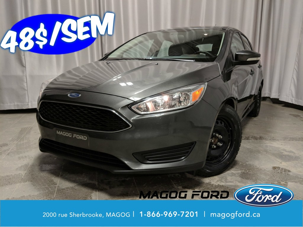 2015 Ford Focus SE BONNE CONDITION CAMERA SIEGES CHAUFFANTS