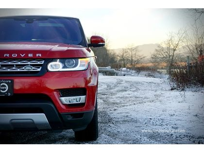2017 Land Rover Range Rover Sport full
