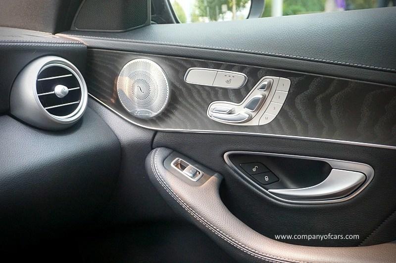 2016 Mercedes-Benz C-Class full
