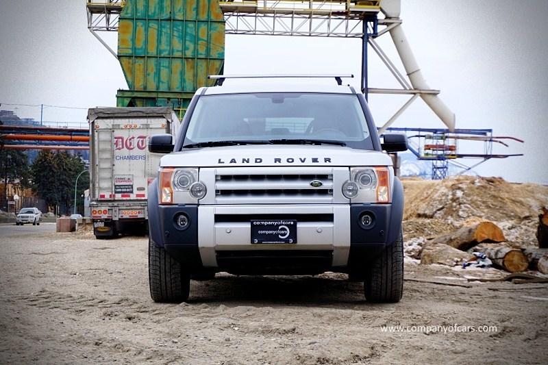 2006 Land Rover LR3 full