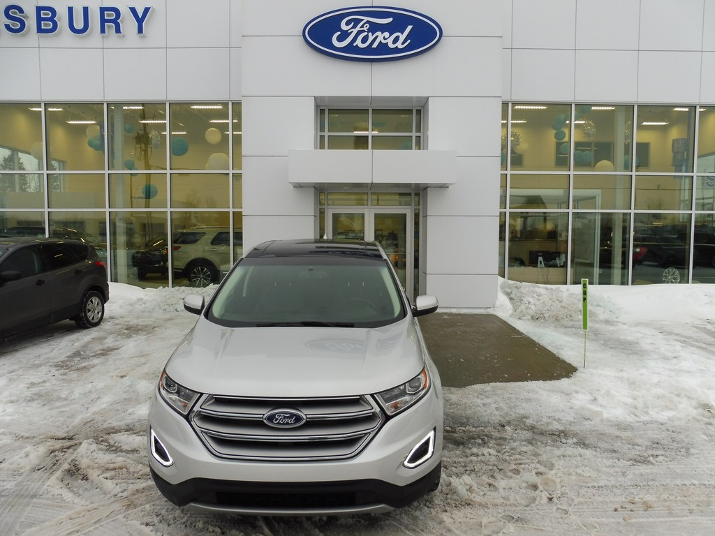2016 Ford Edge Titanium AWD PANO-ROOF, NAV