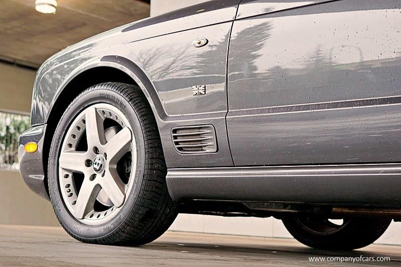 2007 Bentley Arnage full