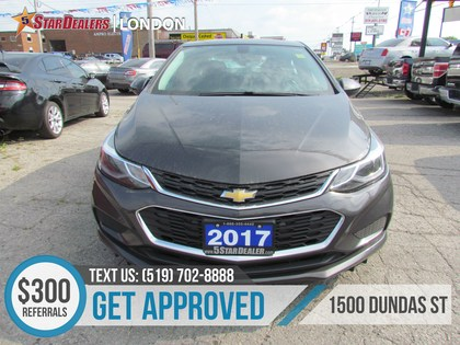 pre-owned Cruze