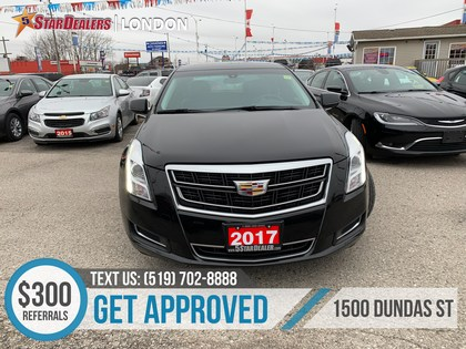 pre-owned XTS