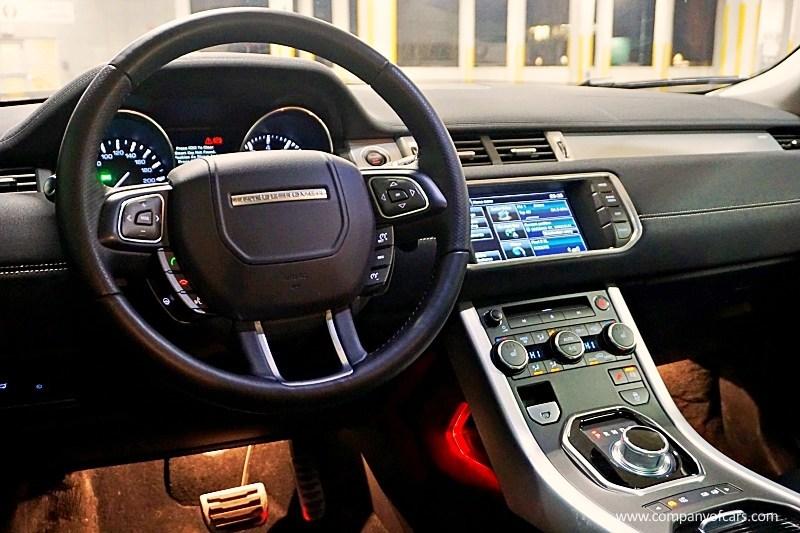 2015 Land Rover Range Rover Evoque full