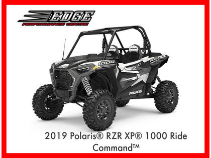2019 Polaris Rzr 1000