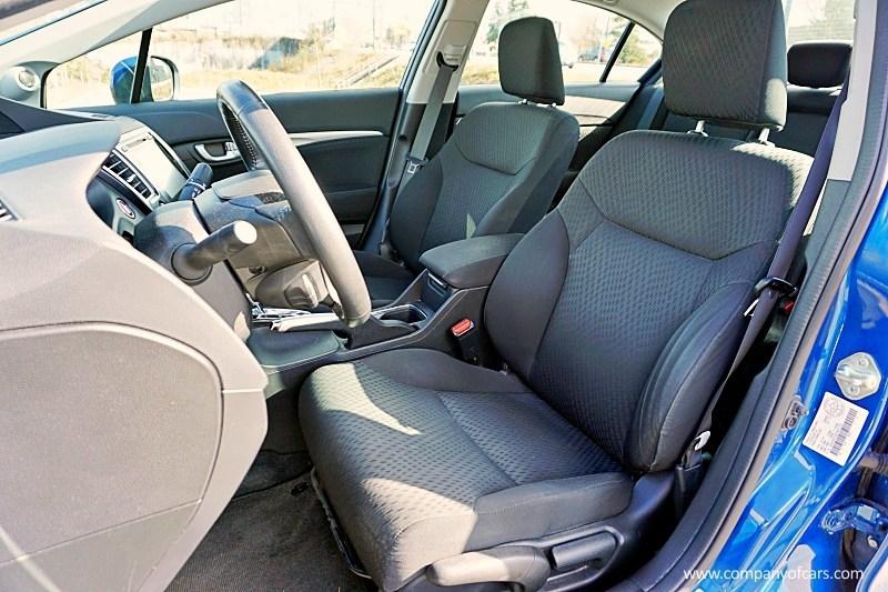 2015 Honda Civic Sedan full