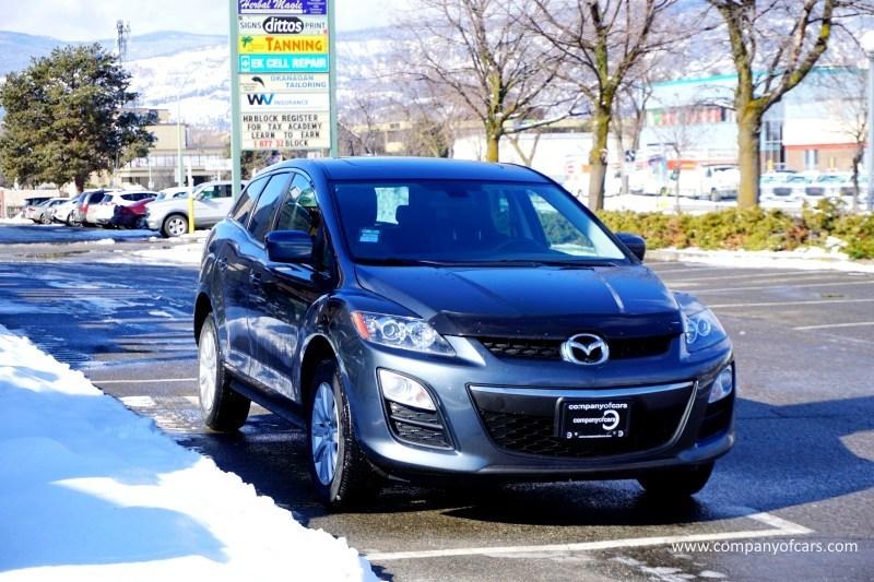 2011 Mazda CX-7 full