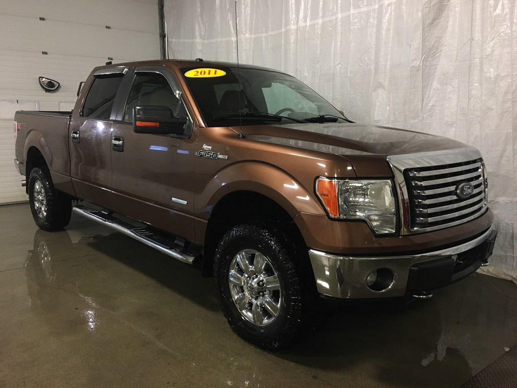 2011 Ford F-150 XTR Supercrew XTR*Fresh Trade