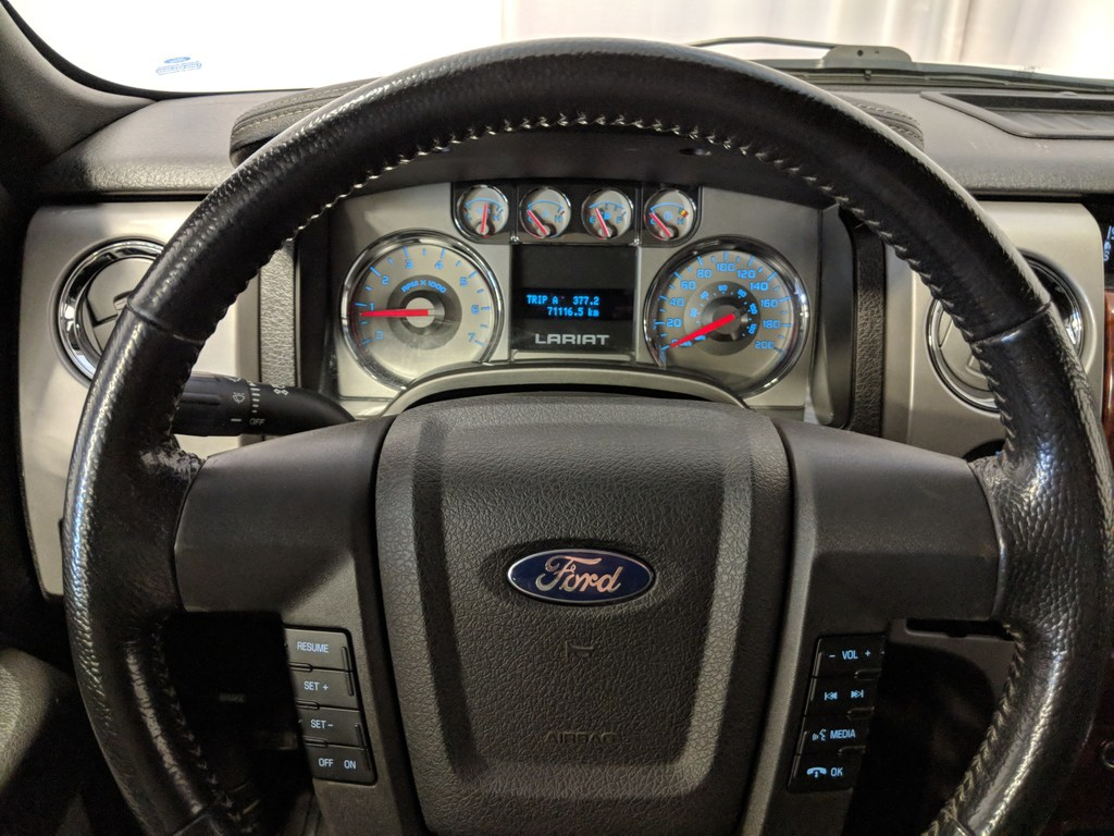 2010 Ford F-150 Lariat COMME NEUF CAMERA CUIR SIEGES ELECTRIQUES