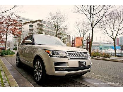 2013 Land Rover Range Rover full