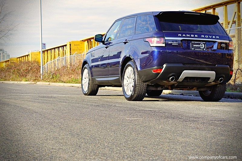 2015 Land Rover Range Rover Sport full