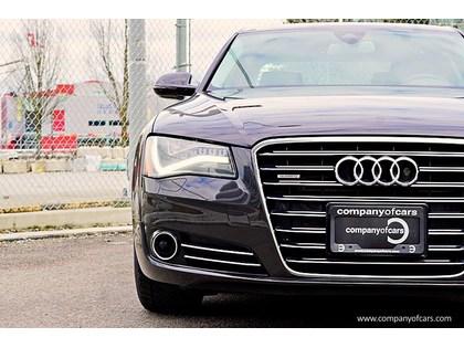 2011 Audi A8 L full