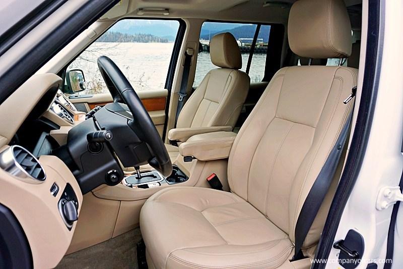 2011 Land Rover LR4 full